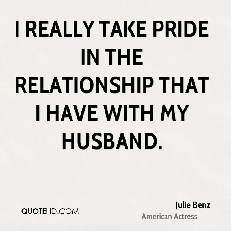 Julie Benz Husband Quotes Quotehd
