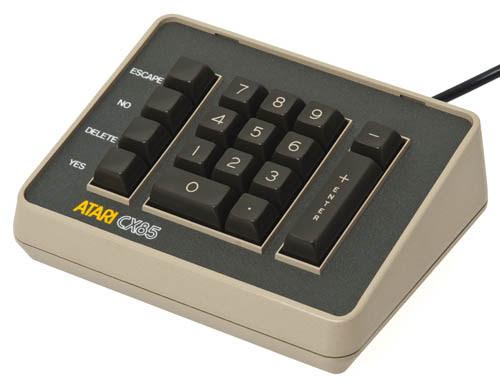 Keypad Atari