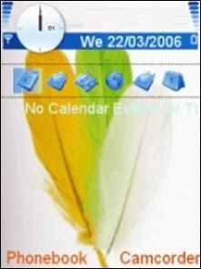 Tema Nokia 6720 Classic Wallpaper