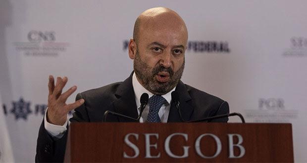 Renato Sales, Comisionado Nacional de Seguridad