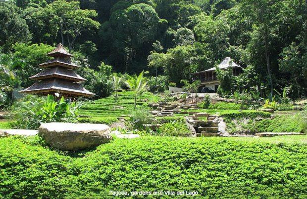 Villa del Lago, Los Elementos, Costa Rica