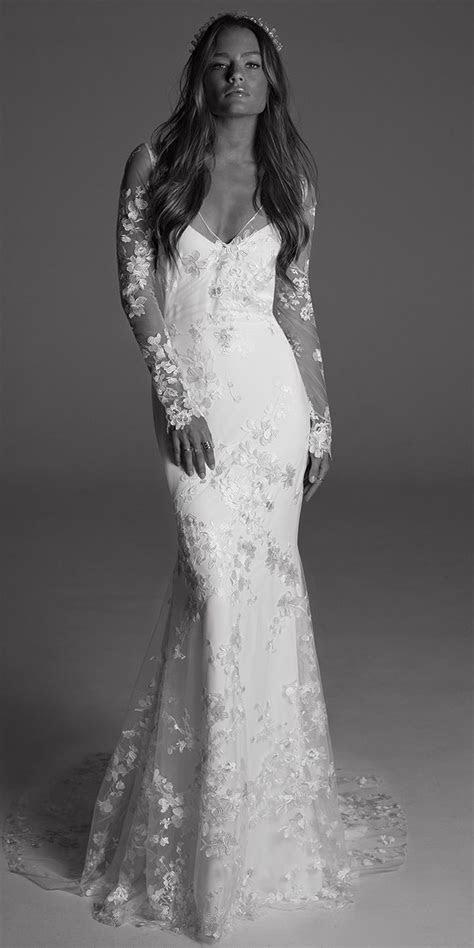 "Rime Arodaky 2017 ""Mystical Love"" Wedding Dresses   World"