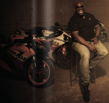 Carl Cox talks bikes