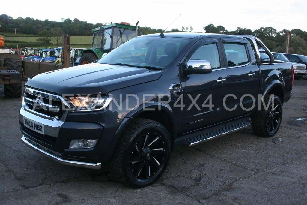 Modified Ford Ranger Wildtraks For Sale Northern Ireland