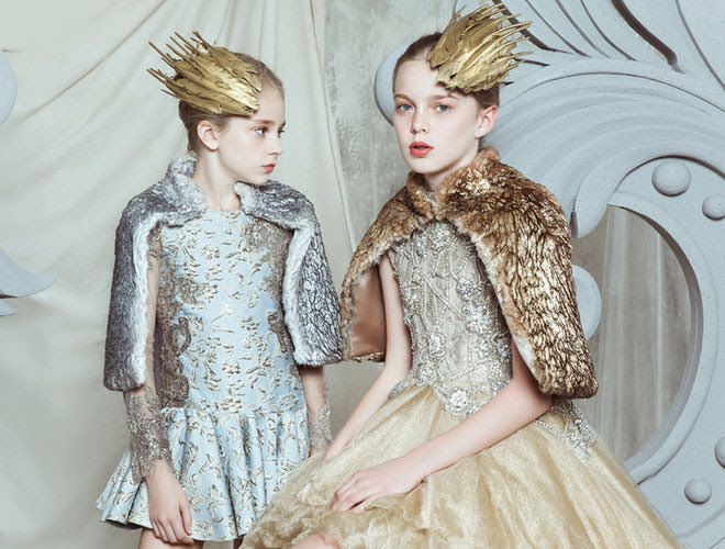 the worlds most expensive designer dresses for little girls