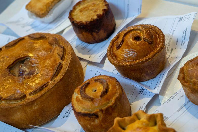 Traditional Steak & Stilton Pie takes top spot at British ...