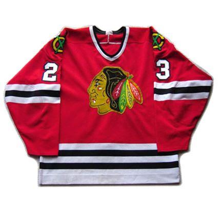 Chicago Blackhawks 83-84 jersey, Chicago Blackhawks 83-84 jersey