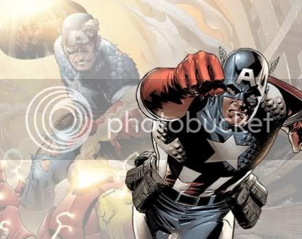 E o Capitão América é...