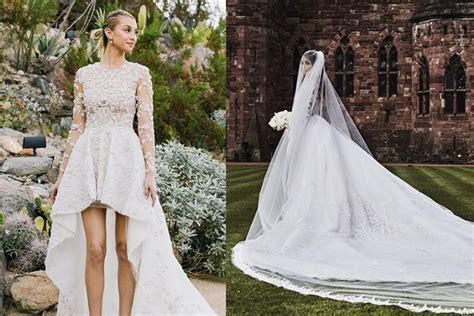 See The 27 Most Epic Celebrity Wedding Dresses of All Time