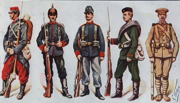 Navy Uniforms: French Navy Uniforms World War 1