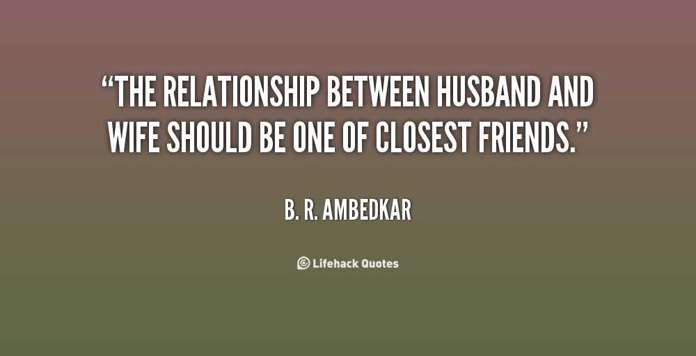 Quotes About Husband Wife Relationship 22 Quotes