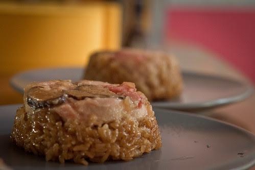 Lor Mai Kai / Glutinous Chicken Rice / 糯米鸡