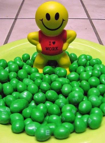 diarre grøn afføring