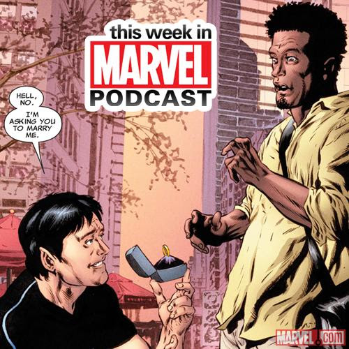 This Week in Marvel: Mike Perkins