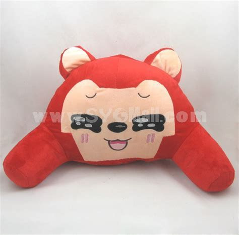 Comfort Cartoon Lumbar Pillow/Travel Pillow   SYGMALL