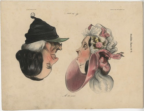 Doubles faces (Daumier) 1838 (rotated a)