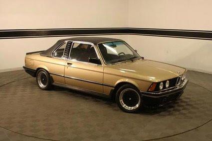 1980 BMW 323i Targa / Convertible
