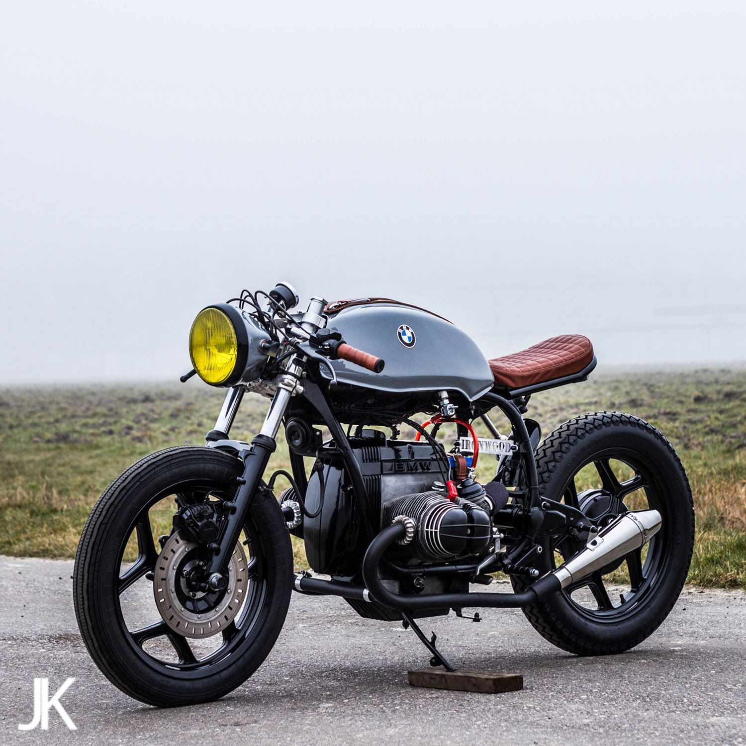 Bmw Cafe Racer Supercars Gallery