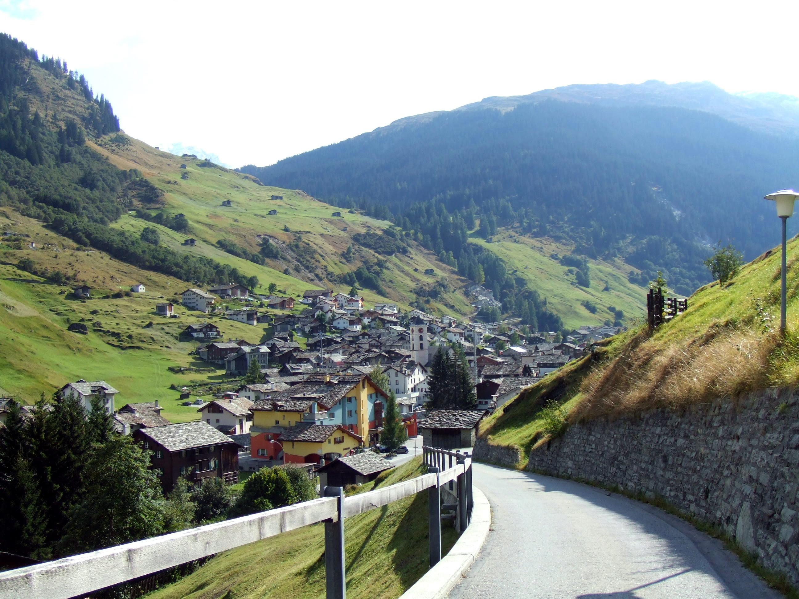Sveitsi Asukasluku