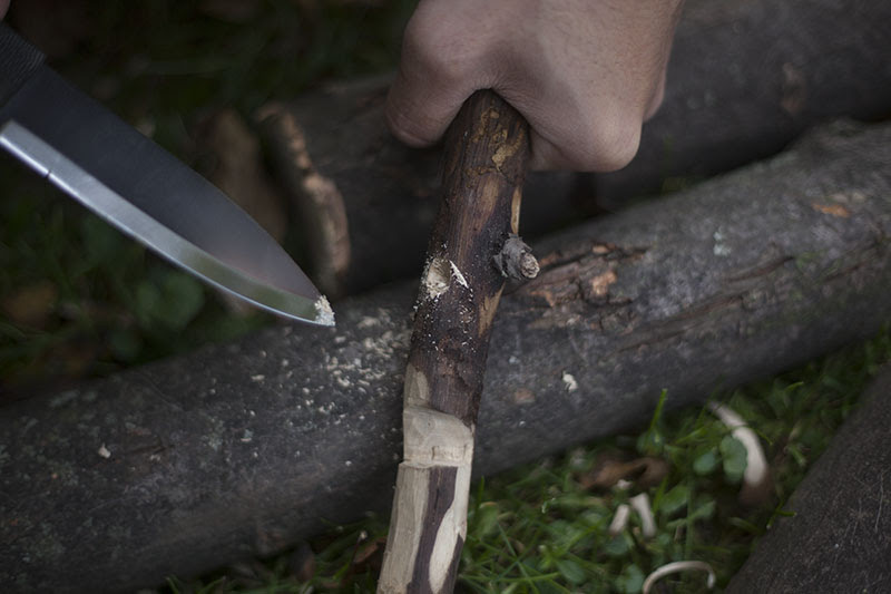 survival blog review l.t. wright genesis handcrafted bushcraft usa knife