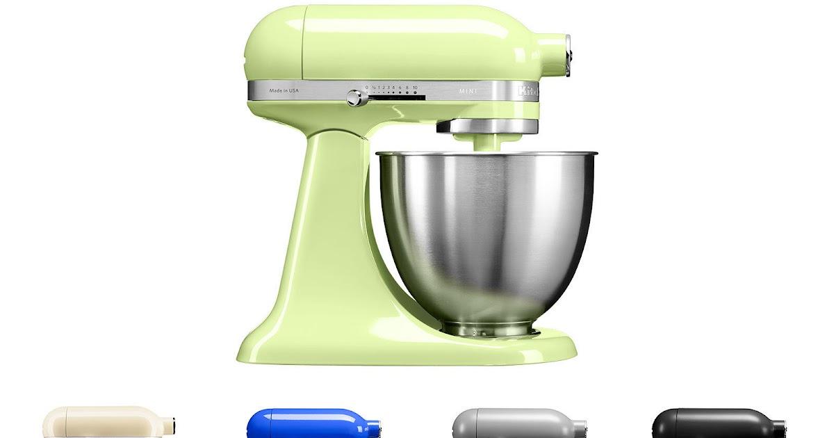 Kitchenaid Classic Mini Küchenmaschine 2021