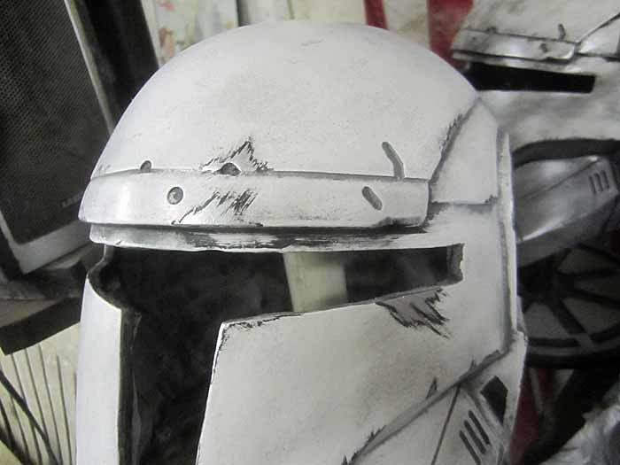 Sevv Helmet Weathered