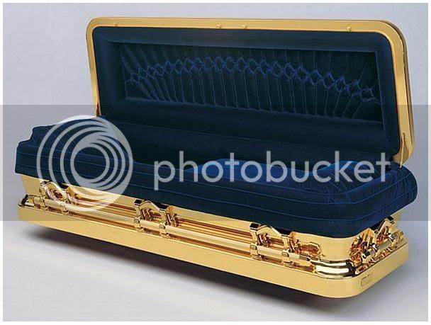 Burial MJ