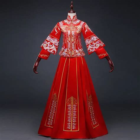 Traditional Chinese Wedding Dress ? Christine Liu