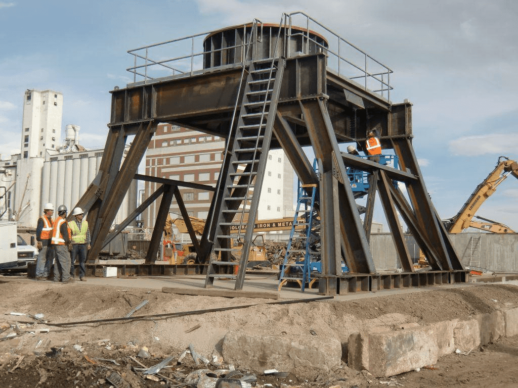 Colorado Metal Manufacturing Fabrication
