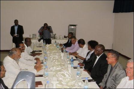 SL Delegation in Jaffna