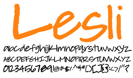 click to download Lesli