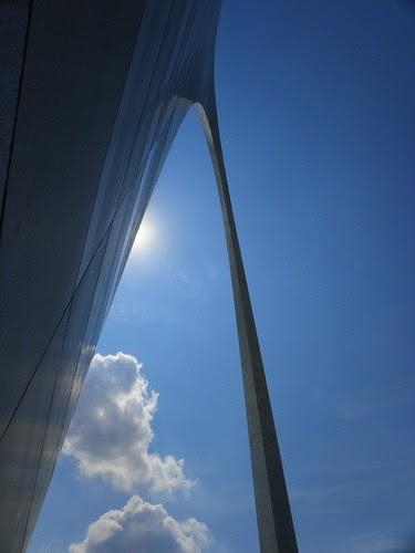 Gateway Arch , Saint Louis , MO 9.3.2009