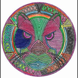 Mandalas Para Colorear Pintar E Imprimir