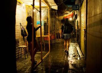 Traficadas. El negocio de la trata de mujeres en México