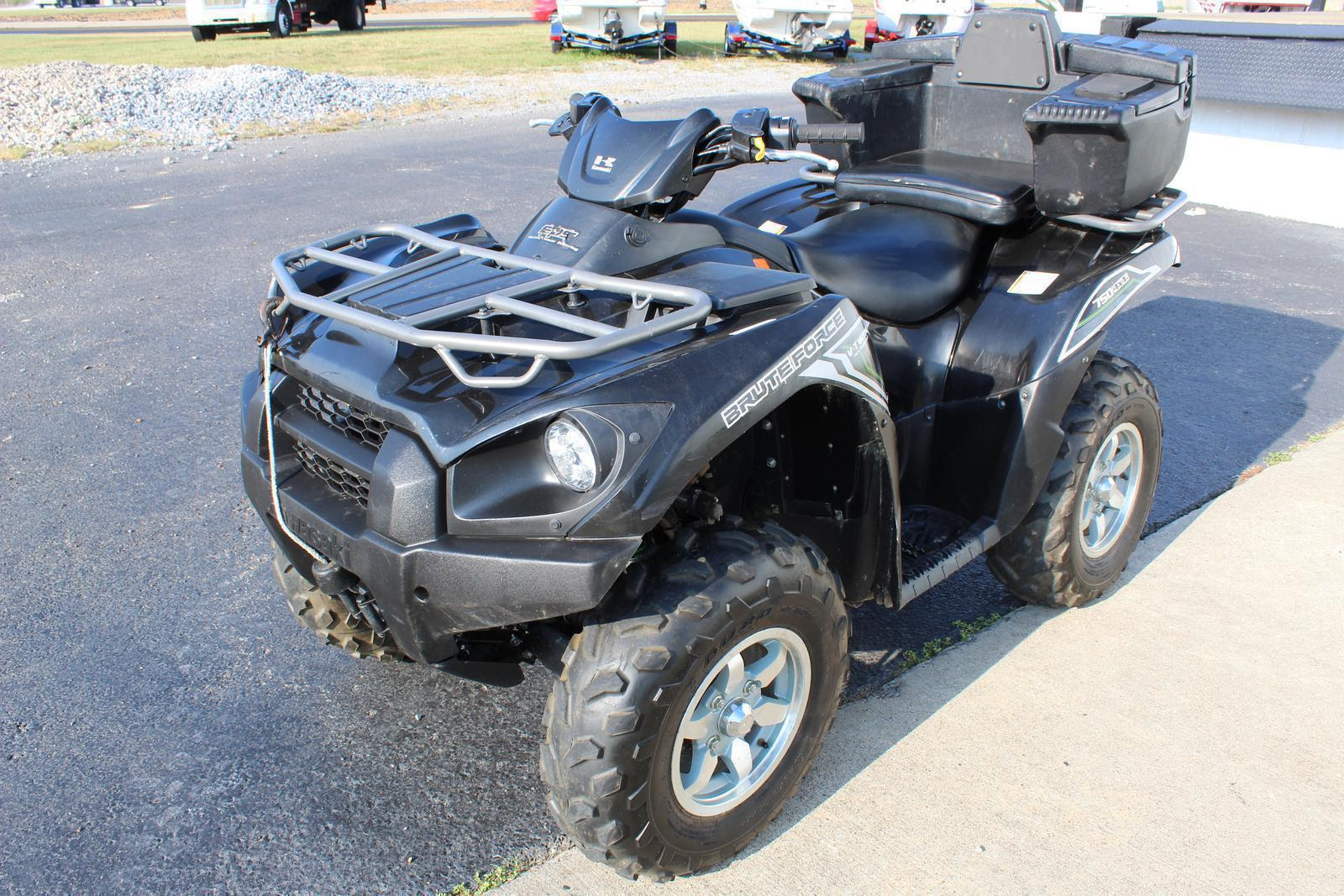 2015 Kawasaki Brute Force 750fi 4x4 Eps