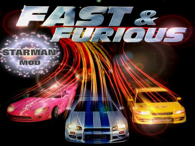 Loading Screen of FAST&FURIOUS MOD included in StarmanMod