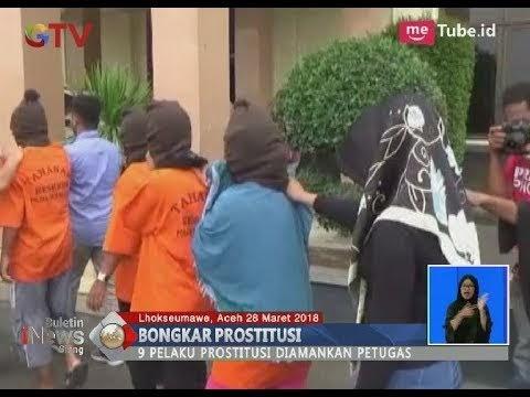 Hukum Cambuk Tak Buat Takut Para Pelaku Prostitusi di Aceh