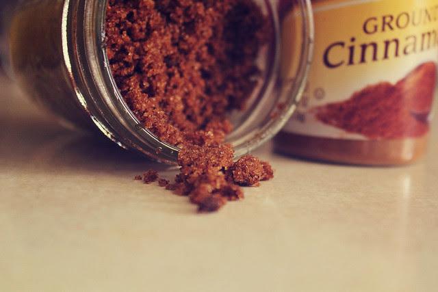 Brown Sugar Cinnamon Scrub