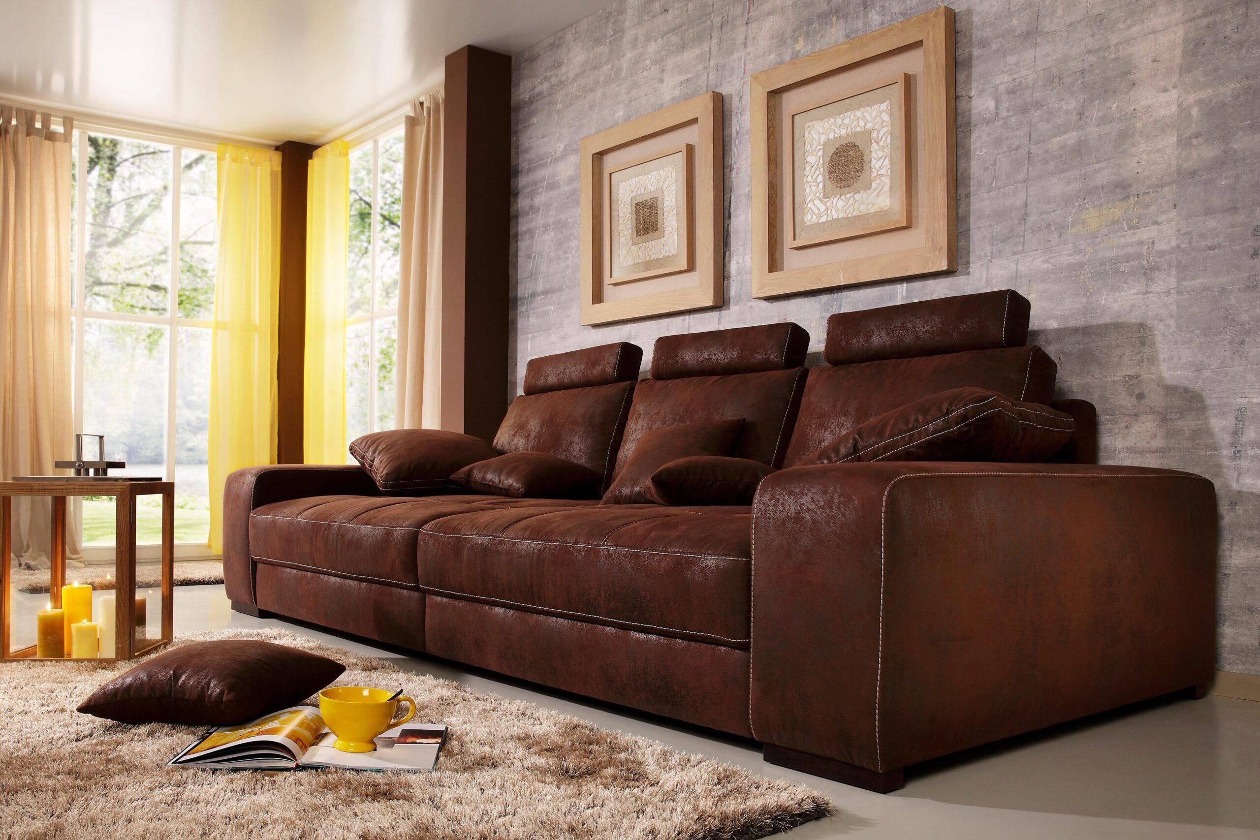 Natur Stoff Bigsofas Online Kaufen Mbel Suchmaschine Sofa ...