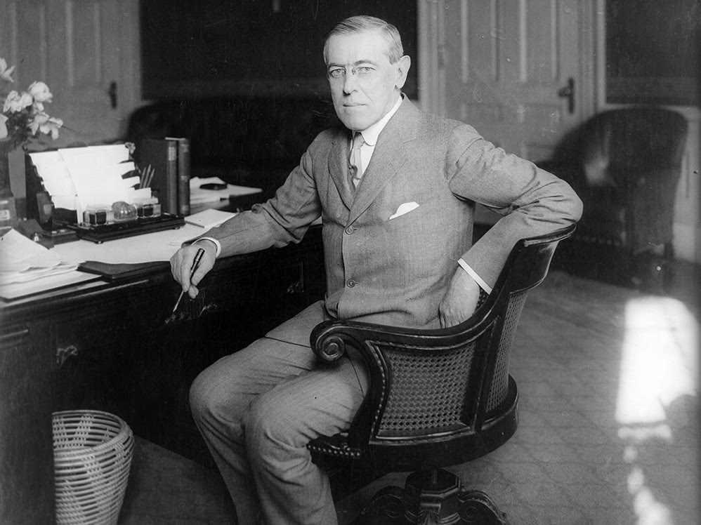 Image result for woodrow wilson progressive