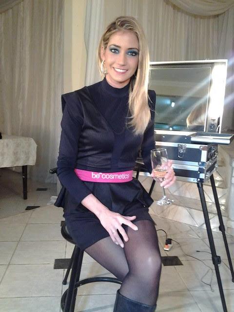 La hermosa Maria Rene Antelo