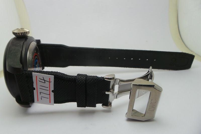 IWC 5019 Nylon Strap