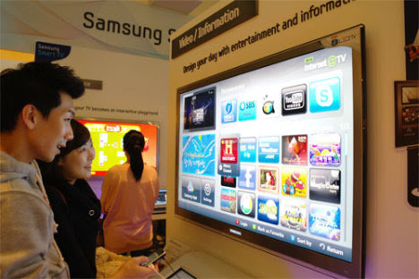 1 Million Apps Downloaded From Samsung Apps HDTV Store