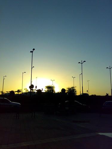 Amancecer en Las Palmas