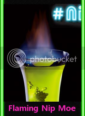 flaming catnip