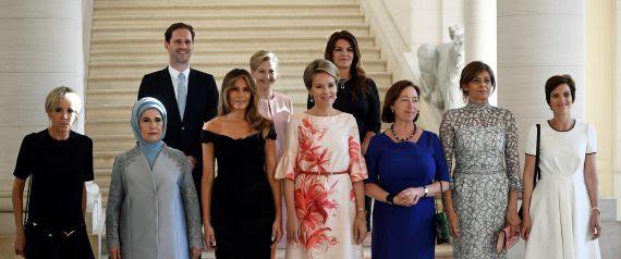 NATO FIRST LADIES