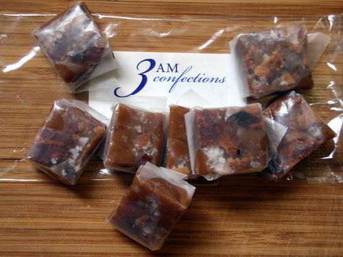 Bacon Caramels
