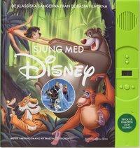 Sjung med Disney (inbunden)