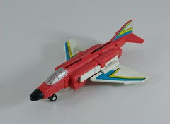 Transformers Fireflight G1 - modo alterno