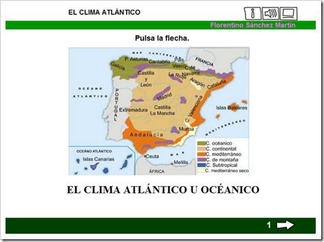 Clima atlántico